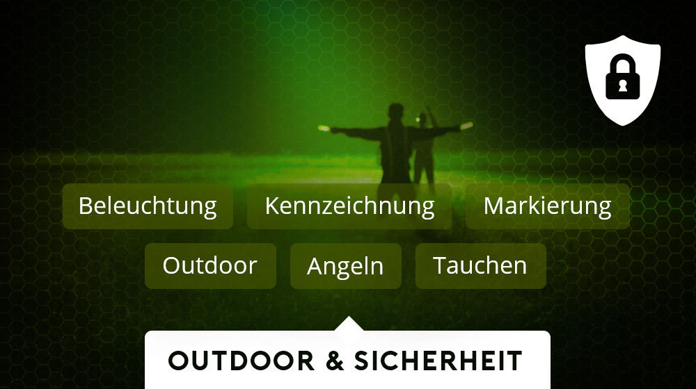 Outdoor & Sicherheit