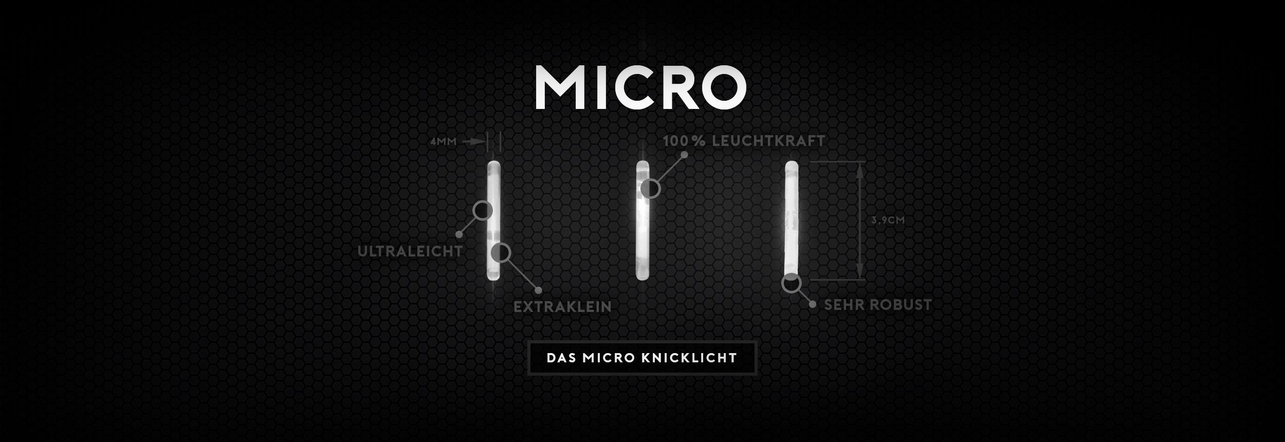Micro Knicklichter